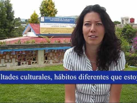 experiencia docente Anna Gatteschi Iesda Tlaxcala