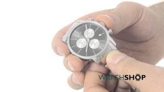 Calvin Klein Mens City Chronograph Watch (K2G2714X)