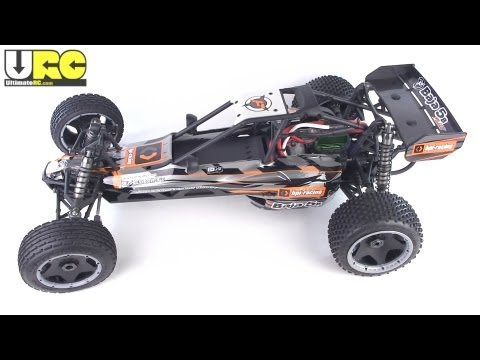 HPI Baja 5B Flux RTR (electric) Review