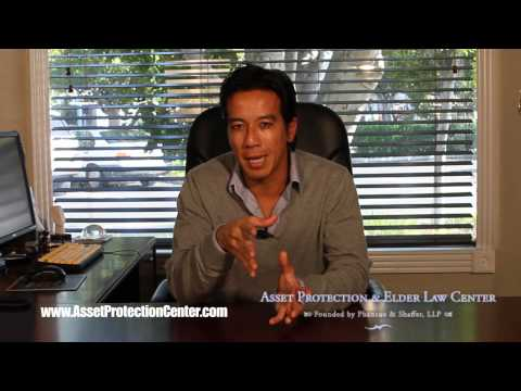 Medi-Cal Planning is not the same as Traditional Estate Planning - Patrick Phancao; Esq.
