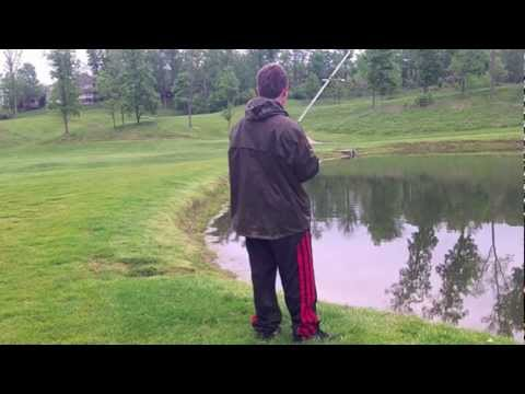 Bass Fishing With The Berkley Pitt Boss