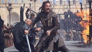 《刺客教條》Assassin's Creed 2016 電影預告#2中文字幕
