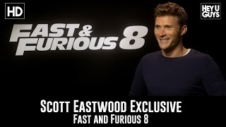 Scott Eastwood Interview - Fast and Furious 8