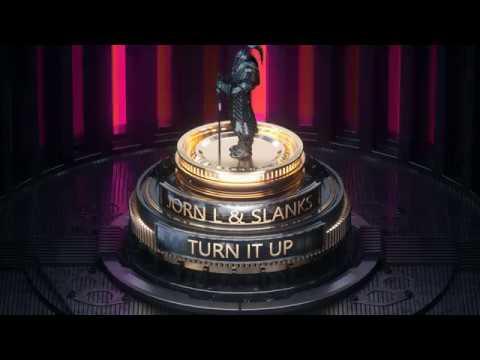 Jorn L & Slanks - Turn It Up