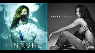 Dance Like Wildfire - Tinashe vs. Ciara (Mashup)