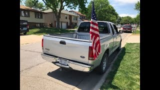 How to Mount a Flag Pole on your Truck (Cheap, Quick and Easy)