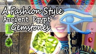A Fashion Style Of Ancient Egyptian Gemstones   Gemrockauctions