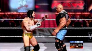 WWE All Stars NEW Fantasy Warfare Trailer [HD]