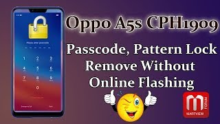 Oppo A37 Pattern Lock Remove Tool Without Box