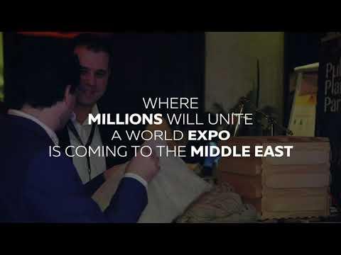 Cos'è #Expo2020?