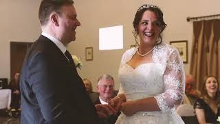 The Villa Wrea Green Weddings - Dennis & Karens Highlights // Wrea Green, Lancashire