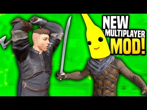 NEW MULTIPLAYER MOD THAT ACTUALLY WORKS - Blades and Sorcery VR Mods (Update 7)