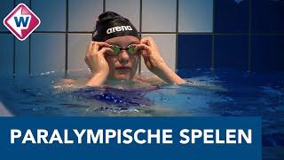 Deels verlamde Jonne Moleman (19) droomt van paralympisch goud - OMROEP WEST SPORT
