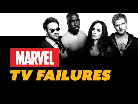 Marvel's TV DISASTERS! Cancelled Already? - The Know TV News
