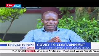 Leaders address the plight of Jua Kali traders during the coronavirus pandemic