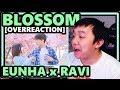 EUNHA [은하] x RAVI [라비] - Blossom MV OVERReaction [THE Spring Song of 2019!!]