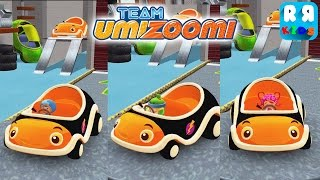 Team Umizoomi: Math Racer - Best Apps for Kids | Ninja Cars with Geo, Bot and Milli Part 32