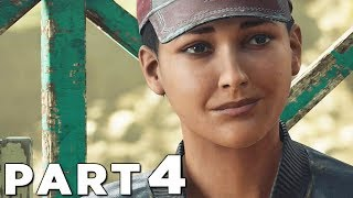 SHADOW OF THE TOMB RAIDER Walkthrough Gameplay Part 4 - ABBY (PS4 PRO)