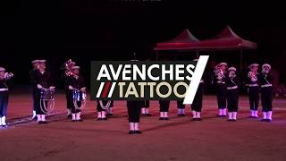 The Royal Danish Navy Band - Avenches Tattoo 2017