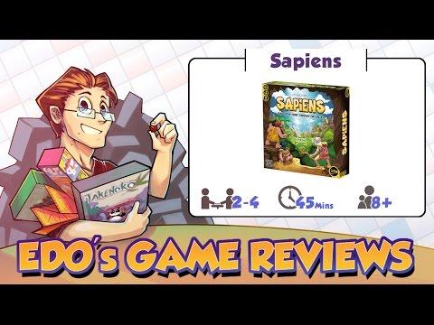 Edo's Sapiens Board Game Review