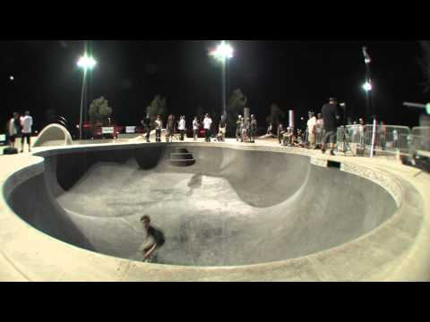 etnies skatepark of lake forest expansion session