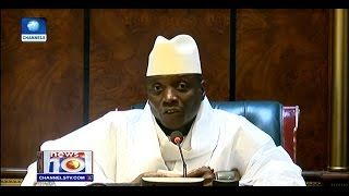 News@10: Yahya Jammeh Agrees To Step Down As Gambia President 20/01/17 Pt.2