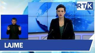 RTK3 Lajmet e orës 17:00 06.12.2019