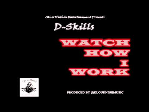 Watch How I Work Produced by Jason Aro of KloudNineMusic...