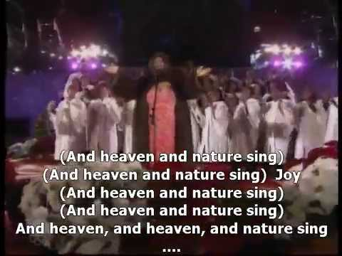 Aretha Franklin - Joy To The World