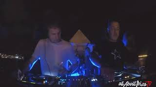 Dan Ghenacia b2b Shonky - Live @ Keep on Dancing x Bloop Festival Ibiza 2018