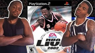 STOP SKIPPING MY REPLAYS!! - NBA Live 2002   #ThrowbackThursday ft. Juice