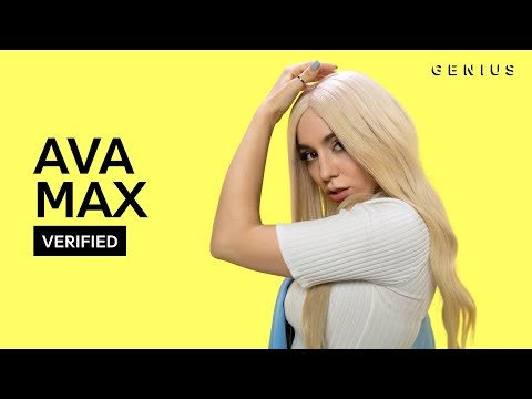 "Ava Max ""Sweet But Psycho"" Official Lyrics & Meaning 