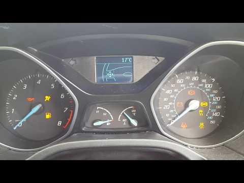 Контрактный двигатель Ford (Форд) 1.6 PNDA | Где купить? | Тест мотора