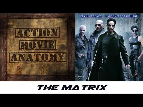 The Matrix (Keanu Reeves, Carrie-Anne Moss) Review | Action Movie Anatomy