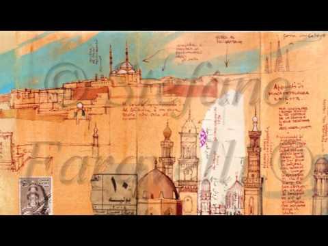 Moleskine de Il Cairo di Stefano Faravelli