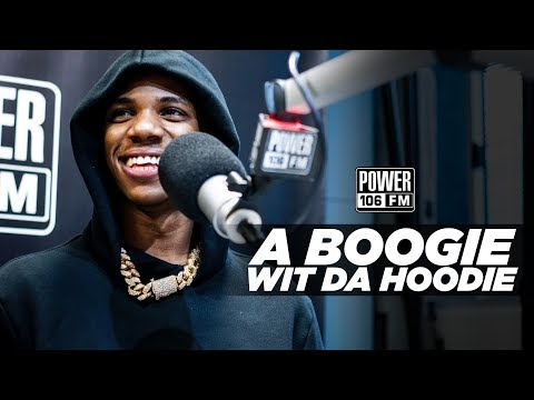 A Boogie Wit Da Hoodie Says The Weight Of Fame Can Crush You