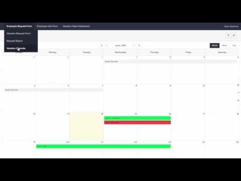 Zoho Creator Tutorial Series: Start Here (What We'll Build) - YouTube
