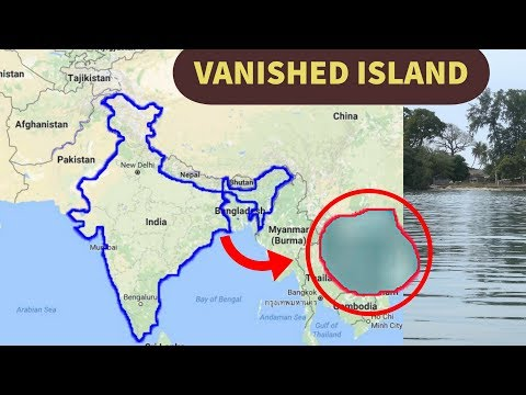India's Lost ISLAND.(New Moore)