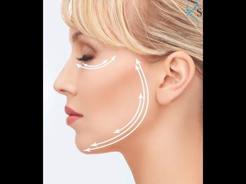 I nodi di linfa su un collo sono aumentati il danno