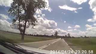 preview picture of video 'Droga krajowa nr 63: Pisz - Kolno - Stare Rakowo'