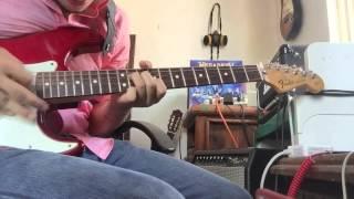 John Frusciante - A Fall Thru The Ground (Cover Guitar)