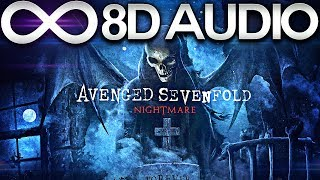 Avenged Sevenfold - Buried Alive 🔊8D AUDIO🔊