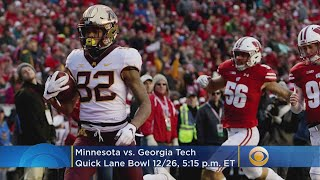 Quick Lane Bowl, Goodyear Cotton Bowl Classic, and Capital One Orange Bowl Predictions