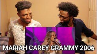 Mariah Carey Live Grammy 2006 - We Belong Together/ Fly Like A Bird - (REACTION)