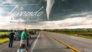 Tornado: A 3500 Mile Chase through Eight States (4K)