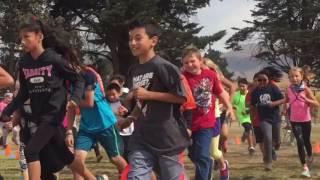 APEX Fun Run: Dana Elementary School