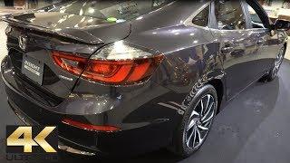2019 Honda Insight - New Honda Insight 2019 Interior Exterior  - ホンダ・インサイト3代目2019年モデル 4K