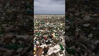 Plastic emergency in Santo Domingo