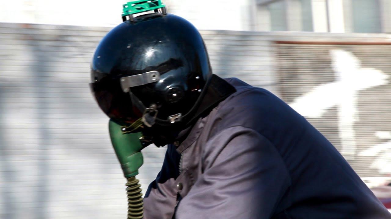 """""""Breathing Bike"""" Protects Riders Against Ominous Beijing Air"""