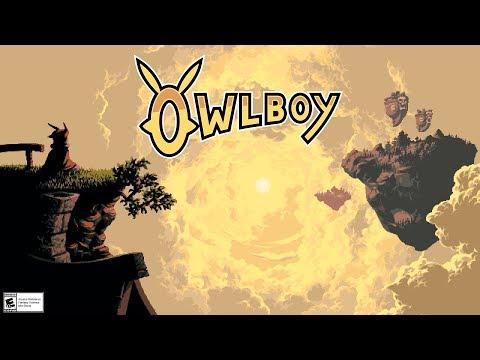 Owlboy Trailer - Release NOV 1st 2016 thumbnail